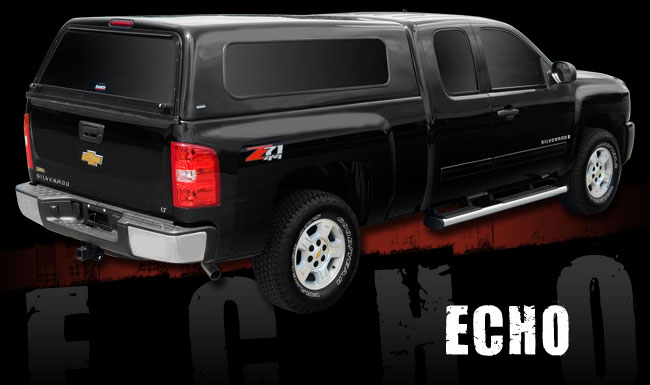 Ranch Echo Fiberglass Topper At Truck Outfitters Plus