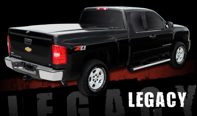 Ranch Legacy Fiberglass Tonneau Cover At Truck Outfitters Plus