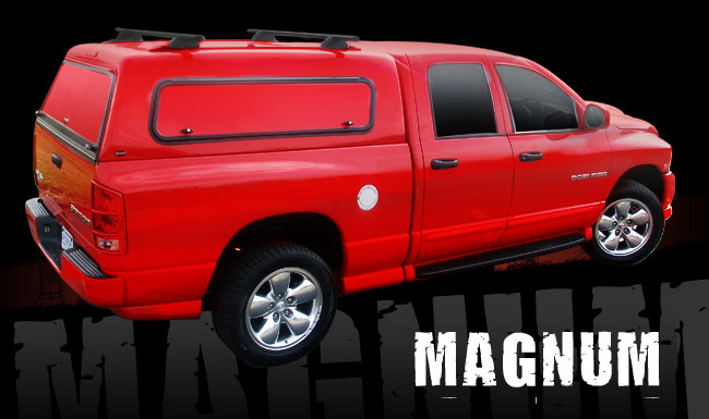 Ranch Magnum Fiberglass Topper At Truck Outfitters Plus