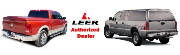 Truck Outfitters Plus Logo Authorized Leer Dealer  sc 1 st  Truck Outfitters Plus & Truck Cap or Topper Replacement Parts - Brake Lights