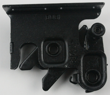 Leer Rotary Latch - 83514 - Side View