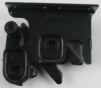 Leer Rotary Latch - 83515 - Side View