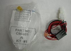 wire_harness_c90_801_2 truck cap or topper replacement parts brake lights snugtop wiring harness at sewacar.co