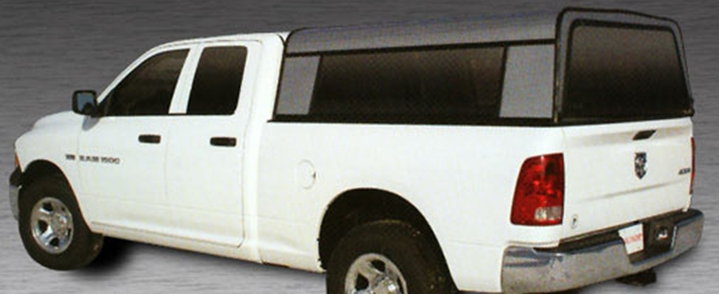 Unicover Aluminum Truck Caps At Truck Outfitters Plus