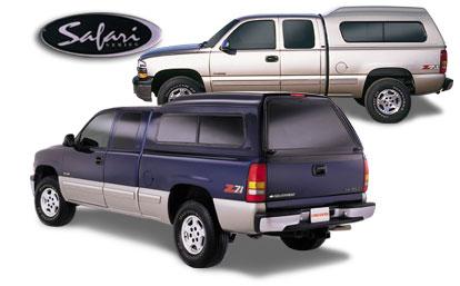 Unicover Safari Ii Fiberglass Truck Cap At Truck