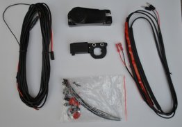 Truck Topper Keyless Entry System