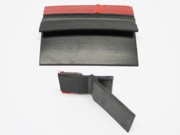 Leer 700 Series Tonneau Cover Perimeter Seal Skirted Covers