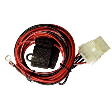 Topper Wire Harness - 4 Prong on